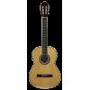 Michelsen C-100E klassisk gitarpakke, m/ bag, natur