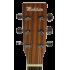 Michelsen D-100CE akustisk gitar m/ bag, matt vintage sunburst